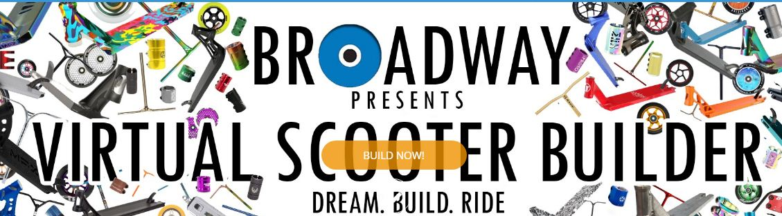 Broadway Pro Scooters